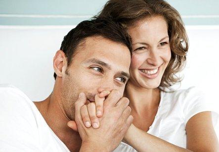 фото жена с мужем